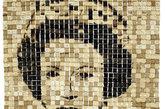 女王的肖像。