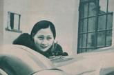 徐来也曾是现今女车模们的先驱。她本不想抢去车的主体地位,可她轻展笑靥众人皆不知车在何处。