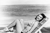 图为:艾娃•加德纳(Ava Gardner), 1944