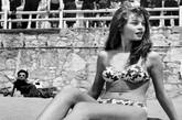 图为:碧姬•巴铎 (Brigitte Bardot), 1953