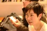 [读书会第45期组图]刘瑜在凤凰网读书会现场