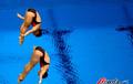 女子3米板吴敏霞、何姿摘金