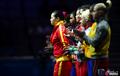 女举58公斤级 李雪英出战