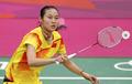 王仪涵出战羽球女单30日比赛