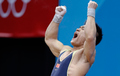 男举77公斤级 吕小军破三项纪录夺第16金