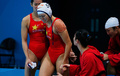 中国女水点球憾负澳大利亚 无缘四强