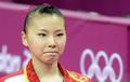 女子高低杠决赛 何可欣获银牌无缘卫冕