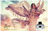 GUCCI 2009年春夏的新香广告是由是精灵名模Abbey Lee代言,摄影师是伊内兹-维努德(Inez and Vinoodh) 组合。