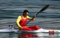男子单人艇K1200米 周玉波晋级半决赛
