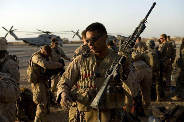 阿富汗美军骗中国妇女