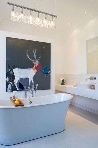 创意灵感激情碰撞 43款新潮卫浴间设计