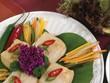 素食图赏:椒盐豆腐