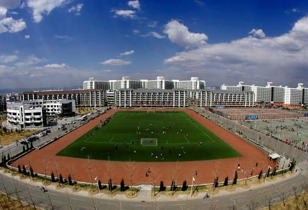 组图:清华大学校园风景