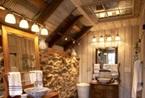 劳动不忘生活 乡村之家的简约浴室设计