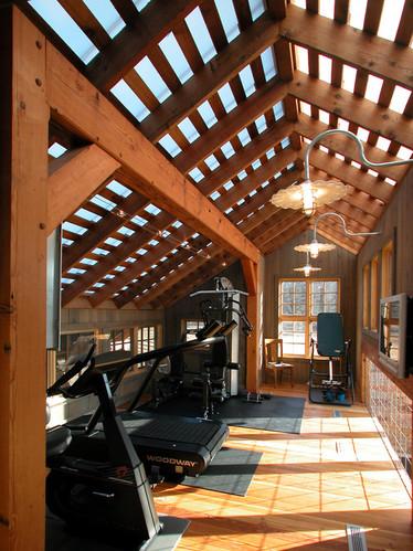 季 56款型男最爱的家庭健身房设计 62张 健身房装修效果图