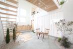 """置身于室内公园的奇妙体验 日式""""生态屋""""崇尚自然"""