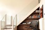 温馨复式楼梯间改书房 18个创意挖掘空间大潜能