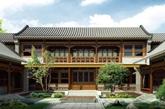 胡同总统套房共有两层,包括2间卧室、大庭院、私人泳池、私人娱乐场地、会客室和可供12人用餐的独立餐厅。(实习编辑:温存)