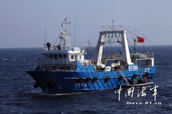 自制渔船结构图纸
