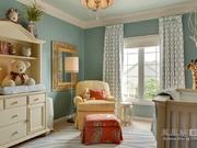 装修中的色彩心理学 儿童房的颜色搭配简析