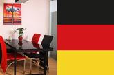 德国队是欧洲球队的王者,也是2014年夺冠热门之一。国旗的黑、红、金色为德意志民族所喜爱的颜色,象征泛日耳曼民族争取统一、独立、主权的雄心。黑色代表严肃;红色代表自由和热情;金色象征真理的光辉。把三色搭配用在家居里,能够巧妙提升格调,尽显典雅气派,还能给人无尽的遐想空间。