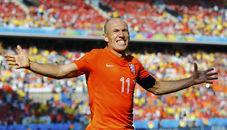 B组-荷兰2-0智利