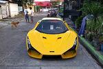 菲律宾造首款超跑上路