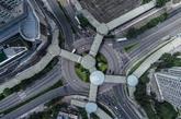 香港沙田道路。(实习编辑:温存)