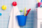 简洁实用之家 小空间强收纳卫浴案例推荐