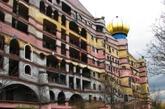 德国达姆施塔特的一座105户人家的公寓楼(实习编辑:温存)