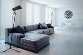 Modom说沙发是设计中的亮点,因为沙发是客户的朋友送的,而且最受他的家人和朋友的喜爱。(实习编辑:石君兰)