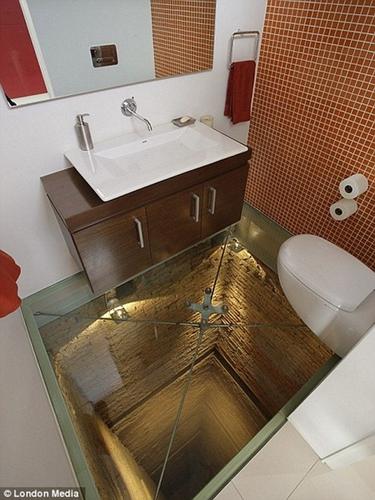 """厕所多""""奇葩"""" 盘点各种稀奇古怪的厕所设计"""