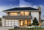 澳大利亚贝菲尔德公寓 石头元素玩转现代风格