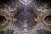 伊朗中沙(伊玛目)的圆顶清真寺 (实习编辑:温存)