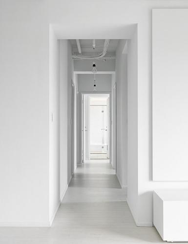 租房也要走简约风 台北白色调公寓给你不一样小清新