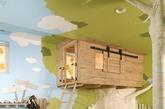 孩子们房间里的树屋(实习编辑:温存)