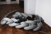 为懒人而设的懒人沙发(实习编辑:温存)