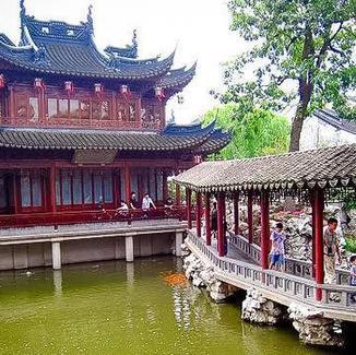 上海的特色建筑物