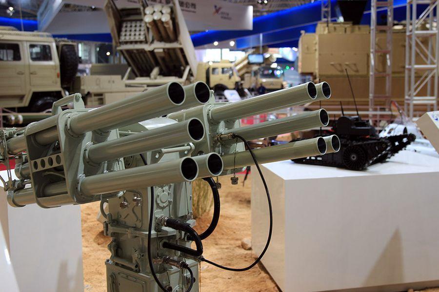 中国反蛙人火箭炮装备海警船 未来或巡航东海南海 - 斩云剑 - 斩云剑的博客