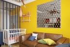 色彩斑斓的小户型公寓设计  极佳搭配案例