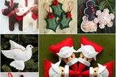 圣诞树起源于德国,基督教化保留了下来并逐步在世界范围内流行起来。常绿树象征生命的复苏;代表圣饼的小甜饼,象征赎罪;蜡烛象征基督。虽然近代圣诞树的宗教意义逐渐减淡,这些装饰仍是打造一棵圣诞树的重要元素。(实习编辑:陈尚琪)