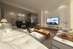 中式现代混搭设计 禅意时尚并存的静谧居室