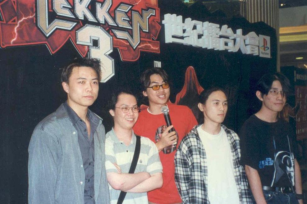 索尼PS 20周年之香港轨迹回顾 陈冠希最抢眼