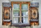 承载不同时代的回忆 不同风格的经典旧窗户