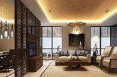 """北京雁栖湖凯宾斯基酒店 酒店位于京郊怀柔的雁栖湖景区内,依水而建,设计灵感来自于中国哲学中""""天人合一""""的理念。加以现代中国对于""""中国与世界""""的关系思考,置身于每间客房你都能感受到周围山水传递来的那种人与自然和谐相融的关系。(实习编辑:周芝)"""