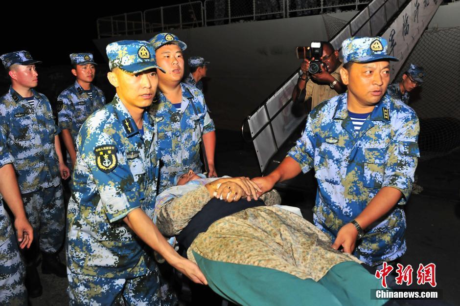 外国网民评论中国士兵