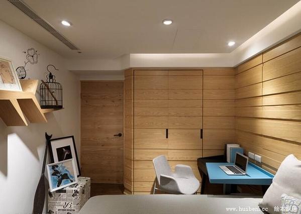 40年老屋打造出现代感十足的舒适公寓
