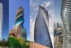 只有想不到没有做不到 盘点世界各地螺旋式摩天大楼