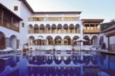 一.Palacio Nazarenas酒店,位于秘鲁古印加帝国首都库斯科中央广场背后,被誉为世Palacio Nazarenas酒店,位于秘鲁古印加帝国首都库斯科中央广场背后,被誉为世界上最奢华的酒店。(实习编辑:谭婉仪)