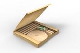 衣帽架的名称就叫做「成长」,成长衣帽架选用了白腊木材质,扁平化的设计大大降低了它的运输成本。更重要的是,上面挂置衣帽的支杆通过螺杆固定,父母能够根据孩子的身高调整它们的高度,在快节奏生活中也能从一点滴里注意孩子的成长和变化。 设计:梅娟 家具艺术设计 1506158949@qq.com 丨 指导老师:温浩、周安彬、张欣琦(论文指导)